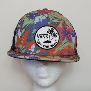 Vans Off the Wall Hawaiian Snap Back